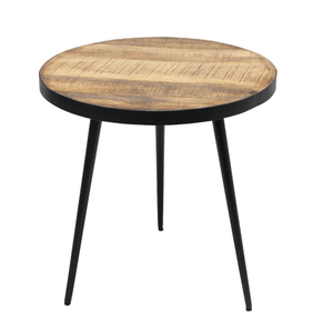 Tables Mango Wood Side Table