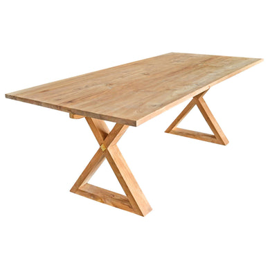 Tables Solid Teak Dining Table - 3.0m