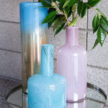 Load image into Gallery viewer, Vases Aura Vase Soft Blue