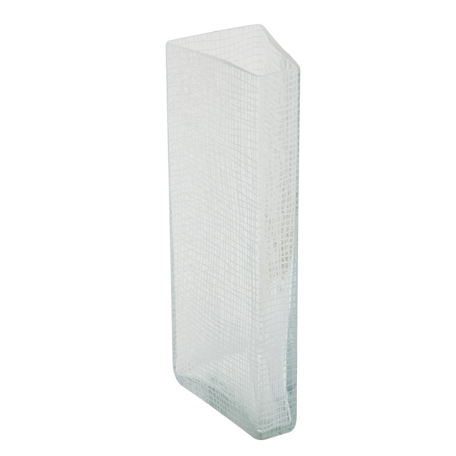 Vases City Vase Clear H43.5cm
