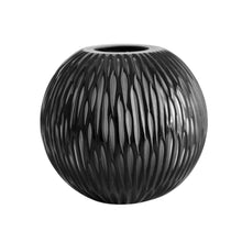 Load image into Gallery viewer, Vases Onyx Vase Black