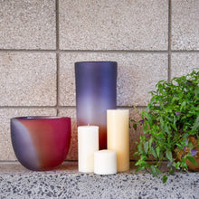 Load image into Gallery viewer, Vases Shadow Vase Purple/Red H36cm