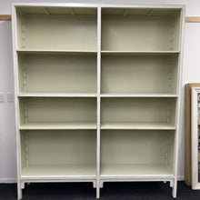 Load image into Gallery viewer, White XL Bookcase Extra Large Bookcase