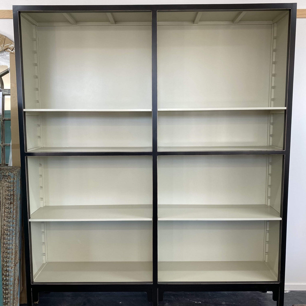 Black XL Bookcase Extra Large Bookcase