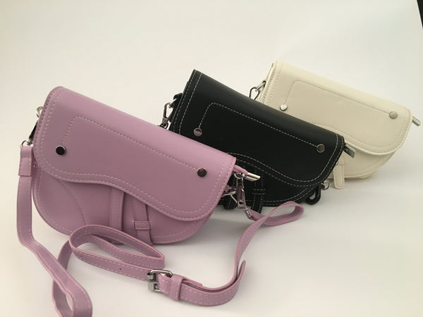 Suzie- asymmetrical shoulder bag