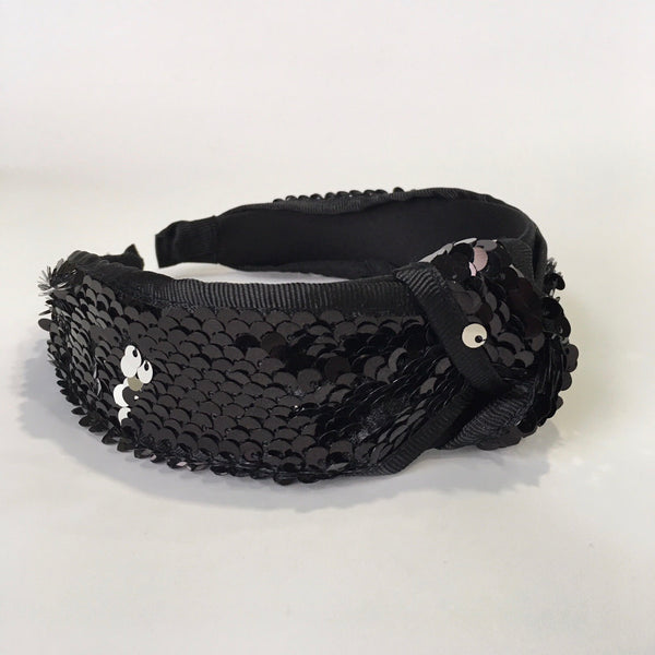 Jagger Headband in Black