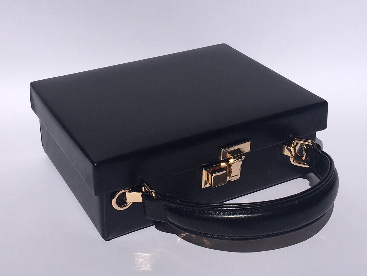 Fifi in Black - Box bag