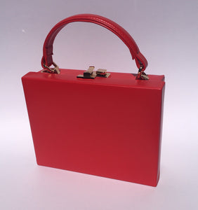 Fifi in Red - Box bag