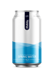 Wallaby Water - 375ml x 24 Can