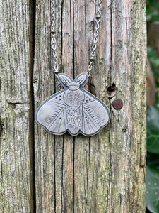 Moth Necklace 2