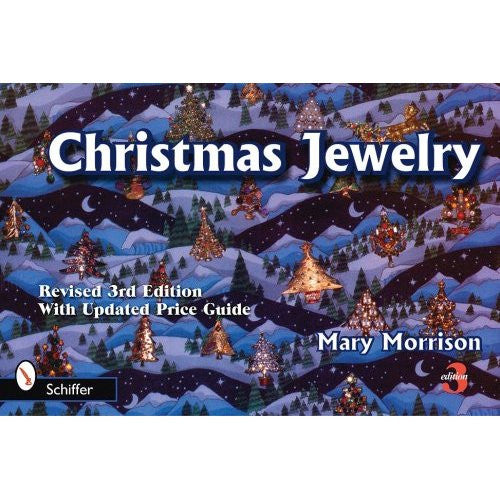 Christmas Jewelry Reference Book - Mink Road Vintage Jewelry
