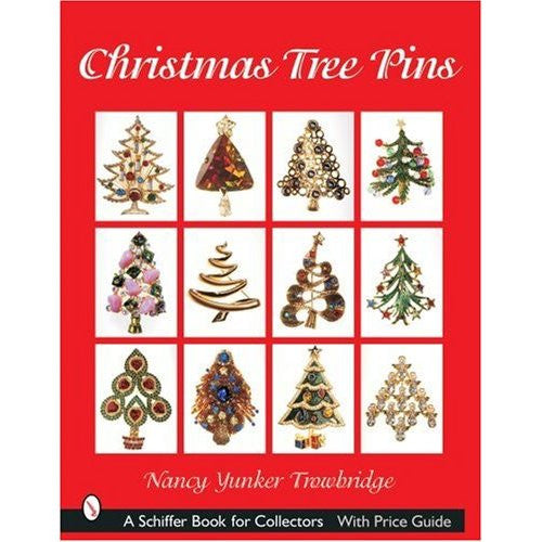 O Christmas Tree Reference Book - Mink Road Vintage Jewelry