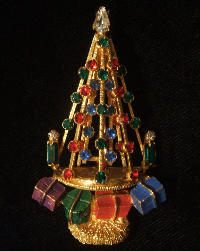Warner Gift Christmas Tree - Mink Road Vintage Jewelry