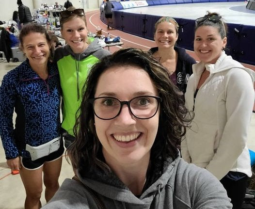 6 Days In The Dome ultrarunning