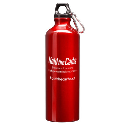 26-oz (750ml) Aluminum HoldTheCarbs Sports Bottle