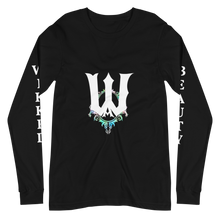 Load image into Gallery viewer, Wikked Beauty long sleeve tee