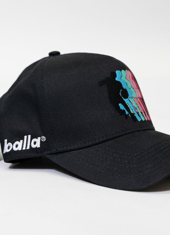 Triple Threat Baseball Cap | Black