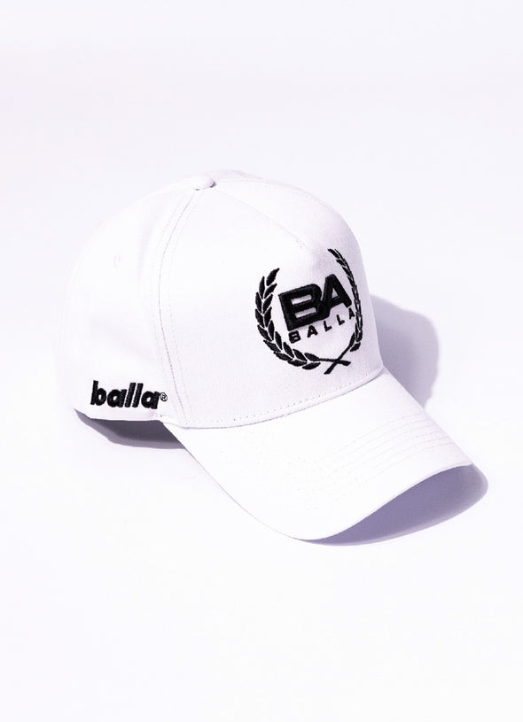 Coliseum Cap | White