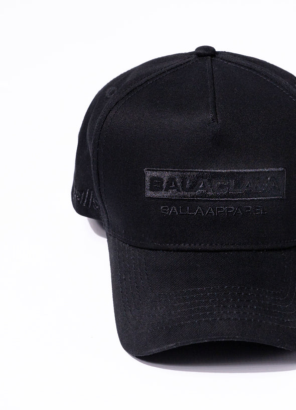 Homecourt Cap | Black