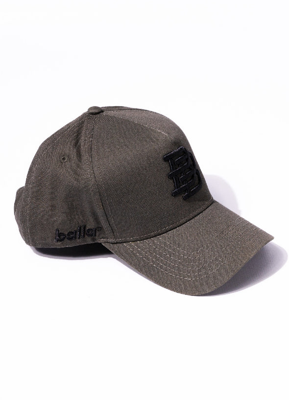 Double Team Cap | Khaki