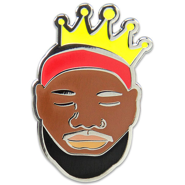 King James Pin
