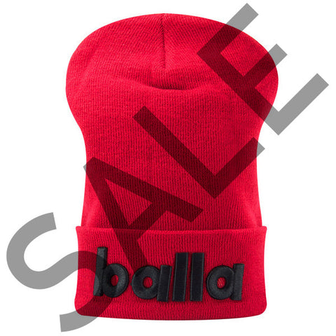 Red Sock Beanie