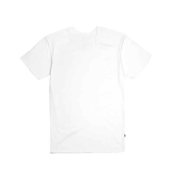 Essential Tee | White