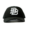 Black Tennis Cap
