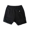 Black Contrast Shorts