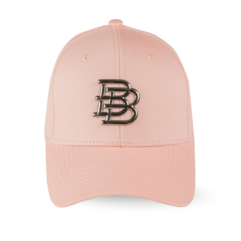 Pale Pink W/ Metal BB Cap