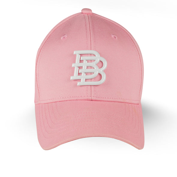 BB Cap | Pink/White