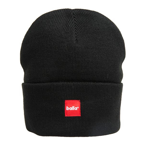 OG Red Patch Beanie