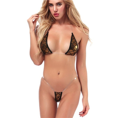 Women Sexy Lingerie Erotic Bra Intimates Sexy Pajamas Micro Bikini Clubwear Leather Underwear Performance Clothing Sex Set A20