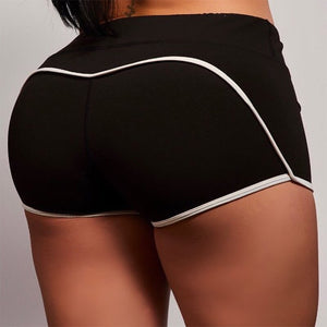 Sport Leggings Yoga Activewear Yoga Shorts Women Summer Shorts Sports Women Fitness Gym Workout Waistband skinny shorts