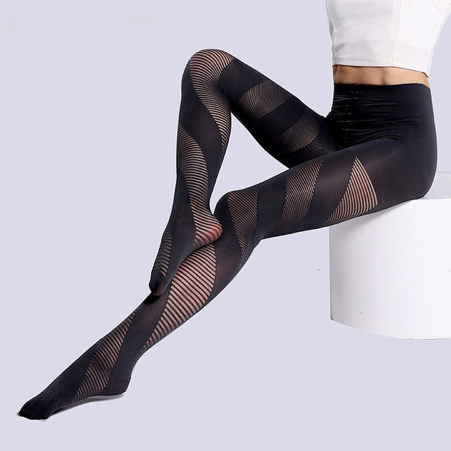 Women Tights Plus Size Sexy Stockings Female Pantyhose Nylon Fishnet Sheer Collant Femme Meia Calcetines Mujer Streetwear SW130