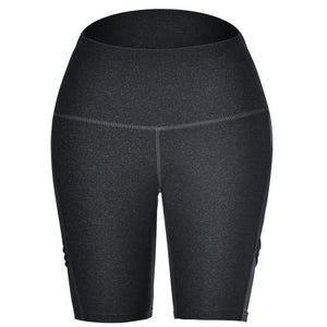 Zhangyunuo High Waisted Push Up Short Leggings Women Slim Workout Shorts Pants Yoga Shorts Activewear For Women Sports Fitness