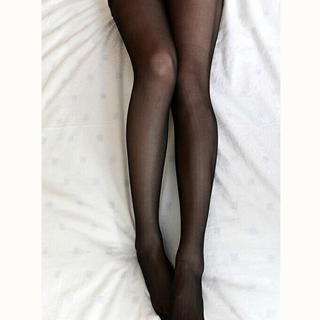 Jeseca New Sexy Thin High Hosiery Tights Open Toes Breathable Pantyhose Stocking Legs Lady Thin Shaping Female Stocking Lingerie