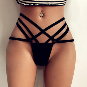 Sexy Women Bikini Bottoms Swimming G-String Briefs Panty Thong Bottom Swimsuit Brazilian Thong Maillot De Bain Femme Biquini