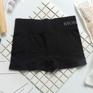 Safety Pants For Women Seamless Body Shaping Casual Short Ladies Boxer Briefs Boyshorts Underwear Cotton Female Panties