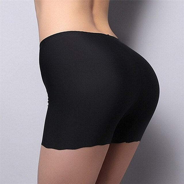 1PCS 3 Colors Women Safety Short Pants Underwear shorts Women's Boyshort pants Gifts for women