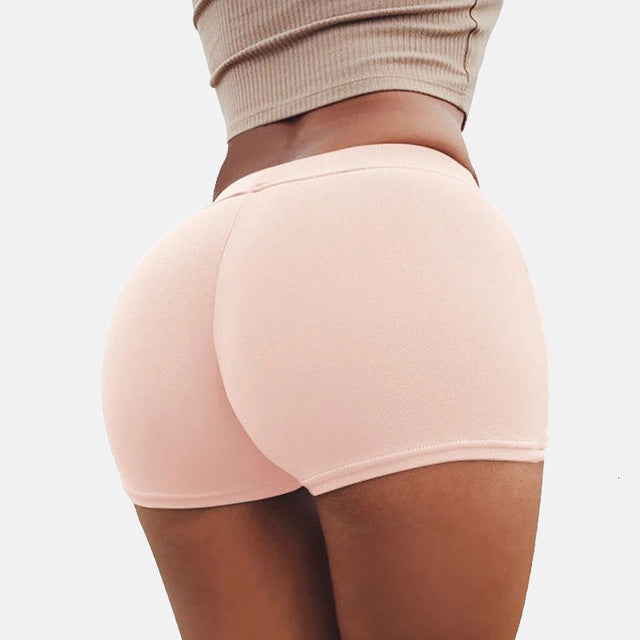 Girls Slimming Underwear Women Safety Shorts Pants Seamless Elastic Breathable Panties Seamless Anti Emptied Boyshorts Pants