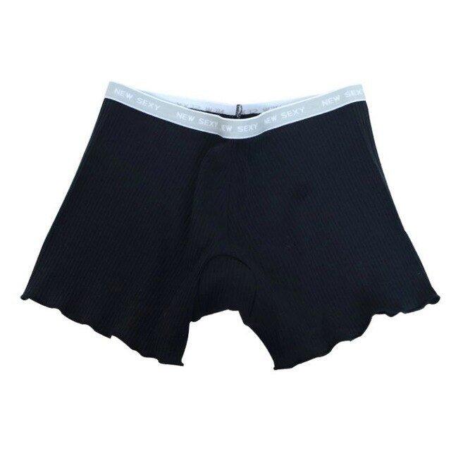 Seamless Safety Shorts Women Pants High Waist Panties Anti-Light Boyshorts Pants Girls Slimming Underwear