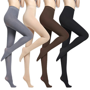 1pc Women's Stockings 120D Autumn and Winter Warm Tights Sexy Seamless Pantyhose for Female Comfortable Elastic Stockings Medias