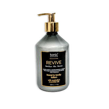 Hand & Body Lotion I Revive - Richie and Co