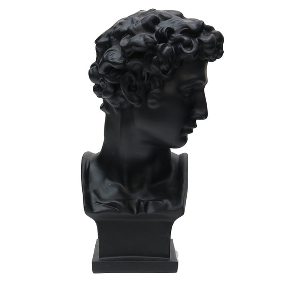 Roman Bust I Black (PRE ORDER delivery late April)