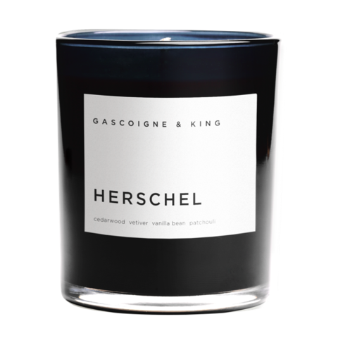 Gascoigne & King I Candle I Herschel - Richie and Co