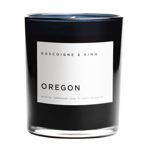Gascoigne & King I Candle I Oregon - Richie and Co