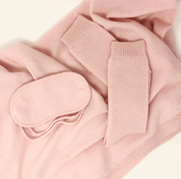 Cashmere Blush Set