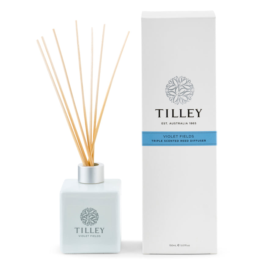 Reed Diffuser I Violet Fields