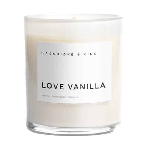 Gascoigne & King I Candle I Love Vanilla - Richie and Co